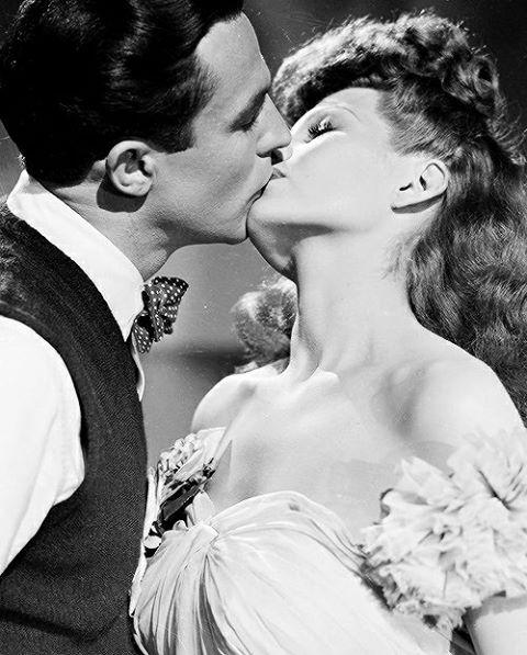 Gene Kelly & Rita Hayworth