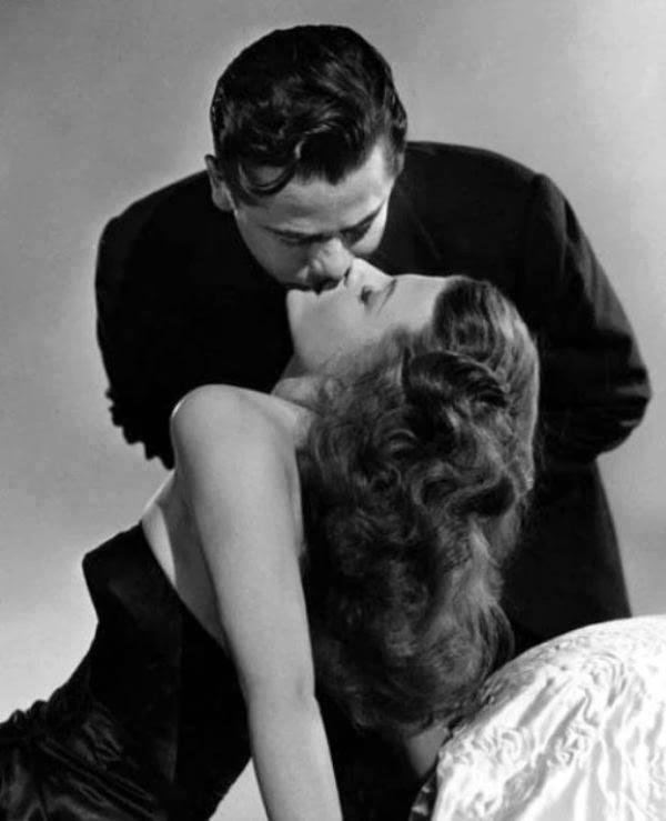 Glenn Ford e Rita Hayworth