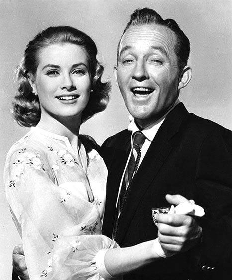 Bing Crosby & Grace Kelly