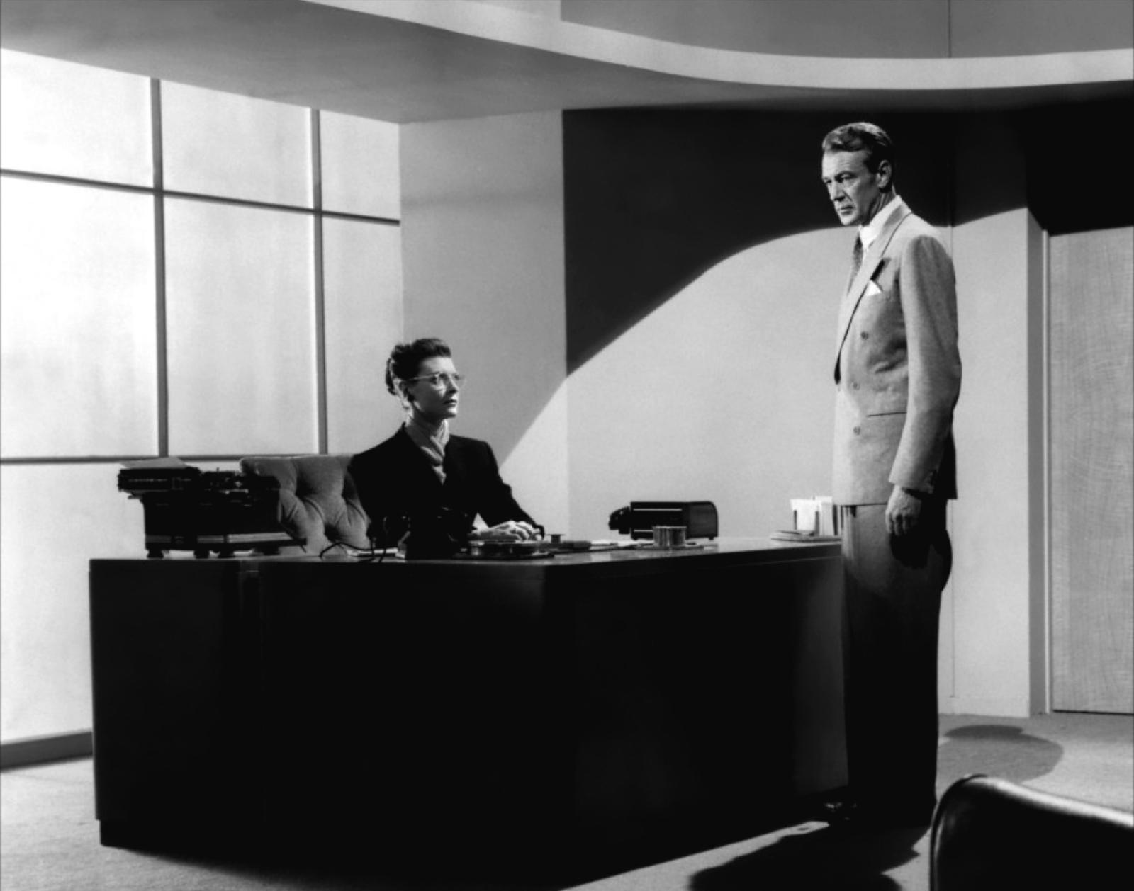 Gary Cooper with  Ann Doran