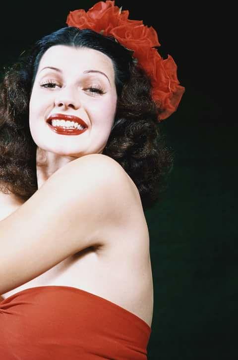 Rita Hayworth -1939