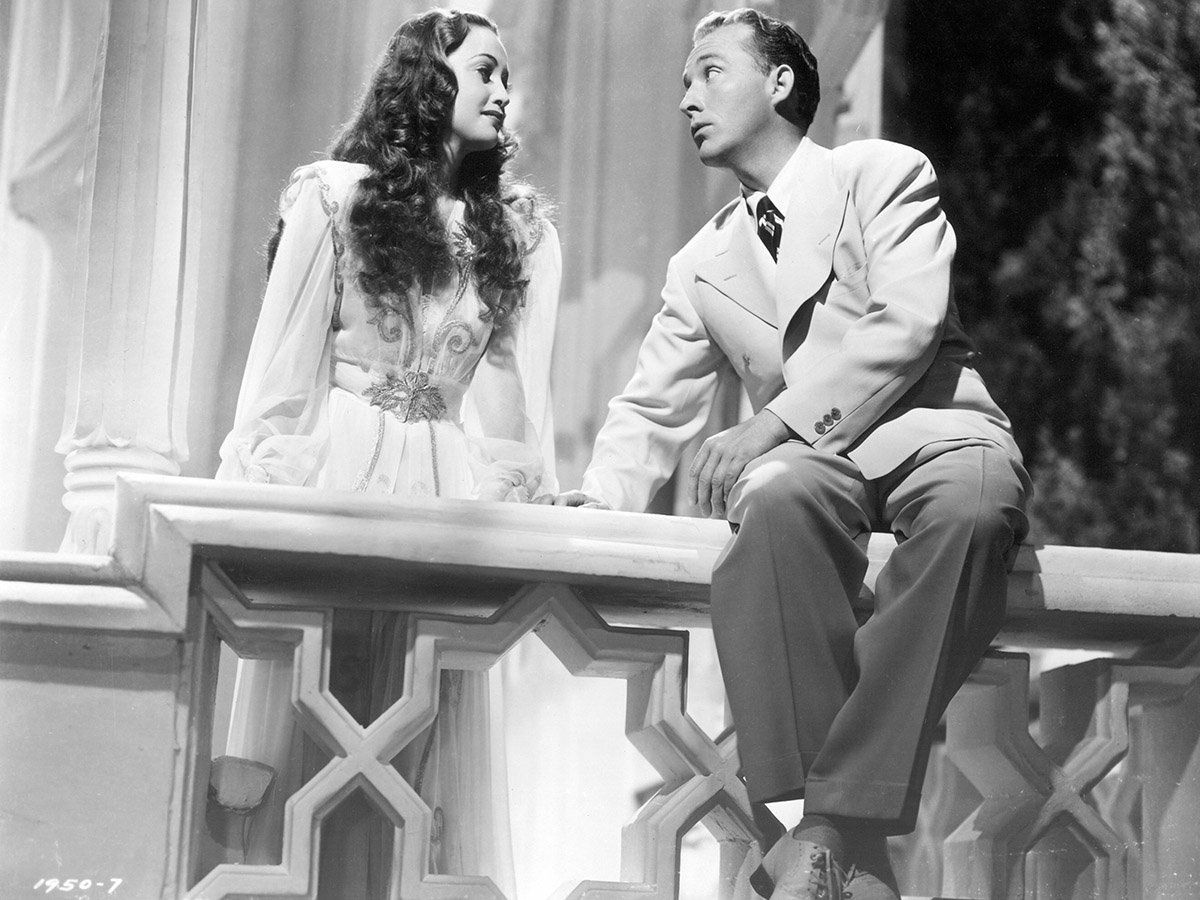 Dorothy Lamour & Bing Crosby
