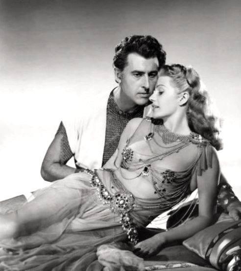 Stewart Granger & Rita Hayworth