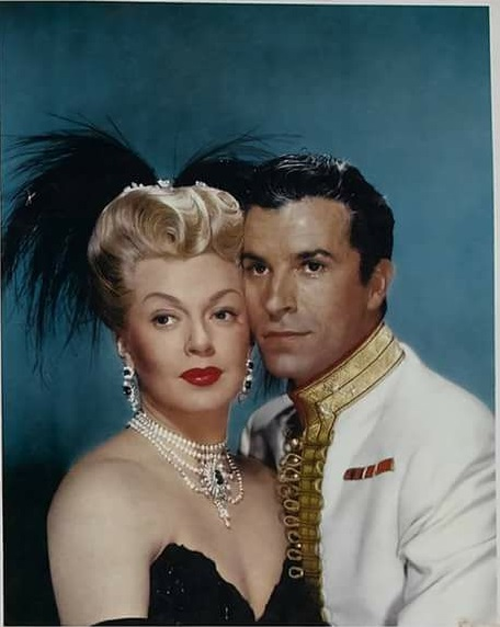 Lana Turner & Fernando Lamas