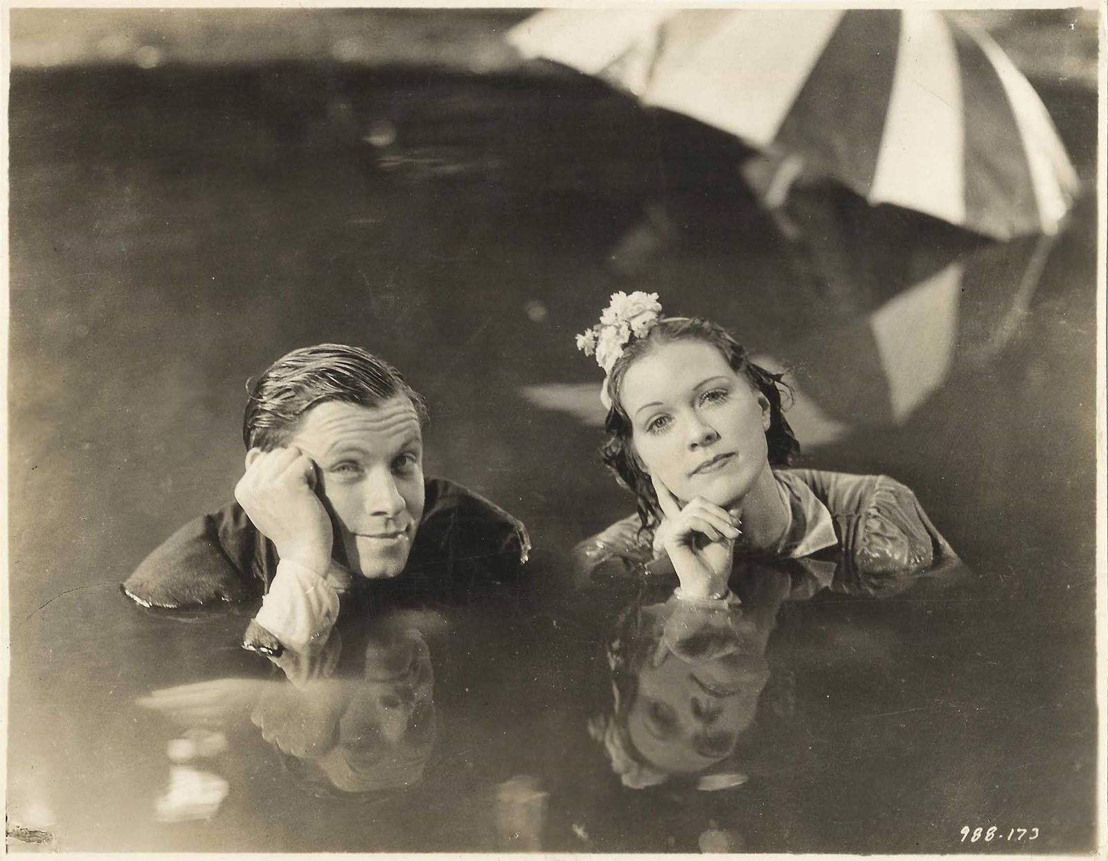 George Murphy and Eleanor Powell