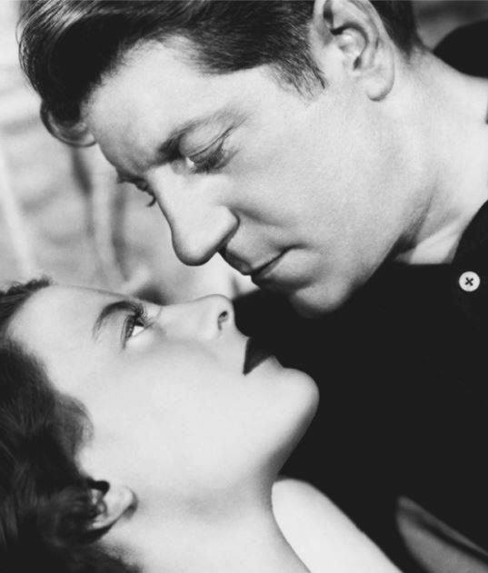 JEAN GABIN & MICHELE MORGAN