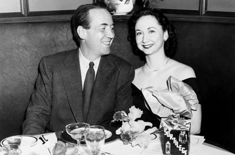 Dorothy Kilgallen with Dick Kollmar