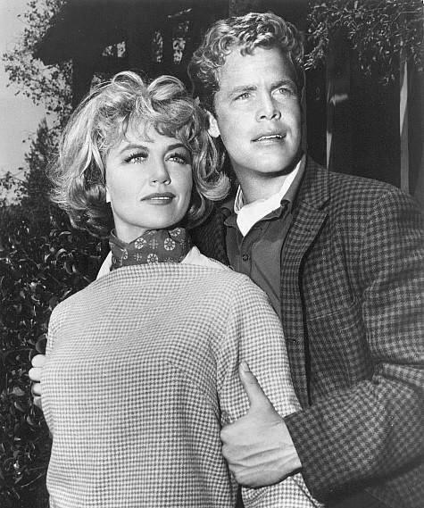 Doug McClure & Dorothy Malone