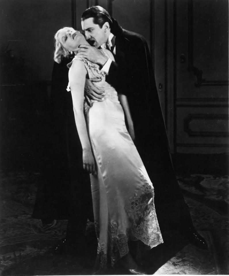 Bela Lugosi and Helen Chandler