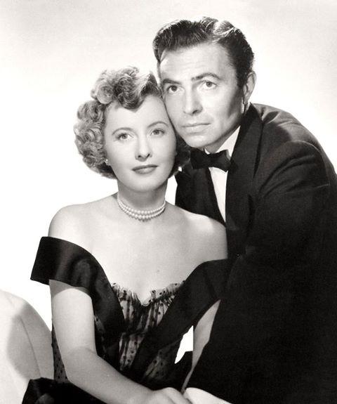 James Mason & Barbara Stanwyck