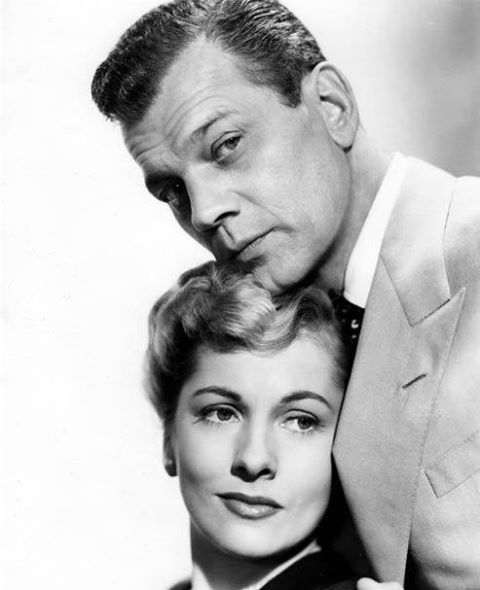 Joseph Cotten & Joan Fontaine