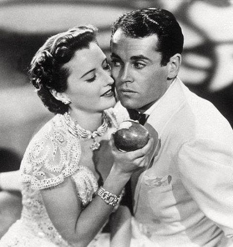 Henry Fonda & Barbara Stanwyck
