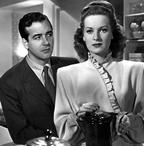 John Payne & Maureen O'Hara