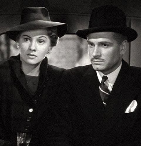 LAURENCE OLIVIER & JOAN FONTAINE