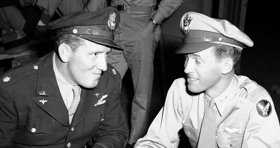 Spencer Tracy & James Stewart