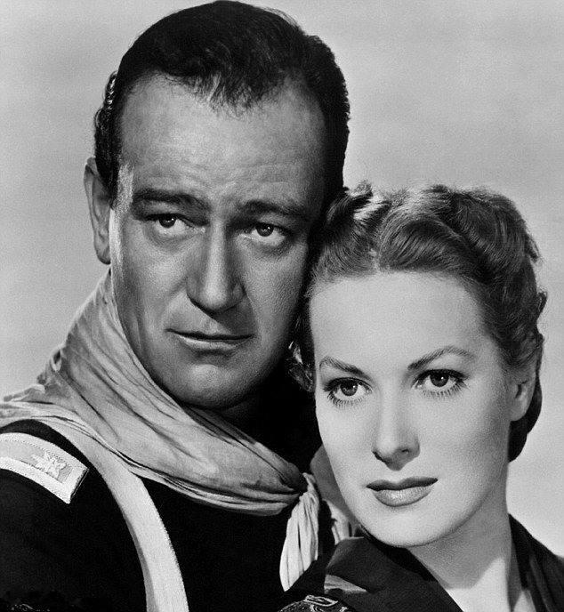 John Wayne e Maureen O'Hara