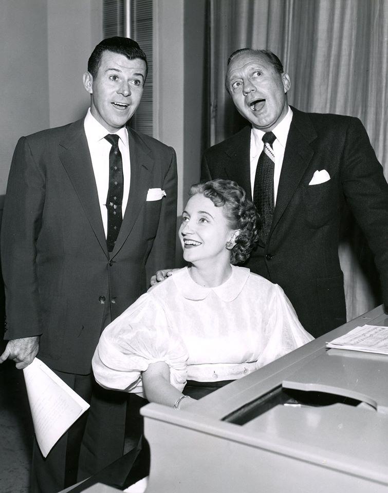 Dennis Day & Jack Benny