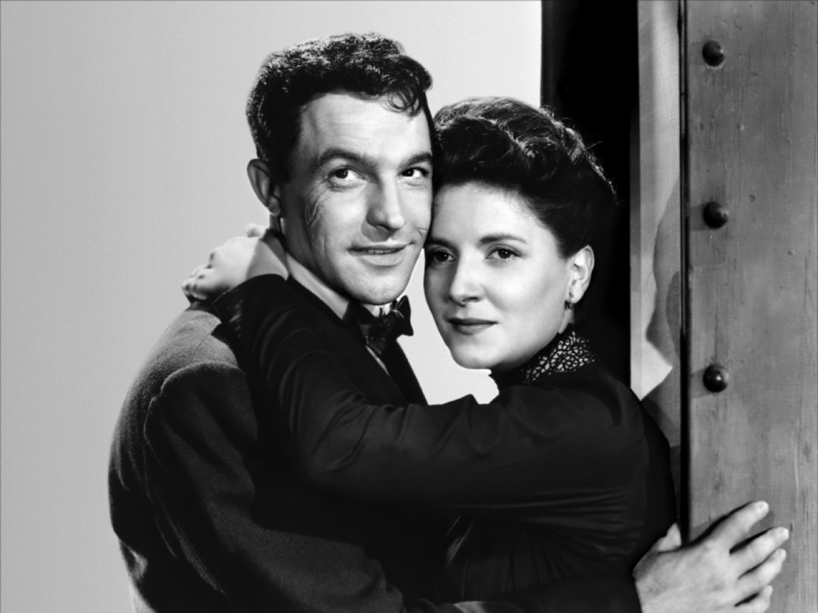 Gene Kelly with Teresa Celli