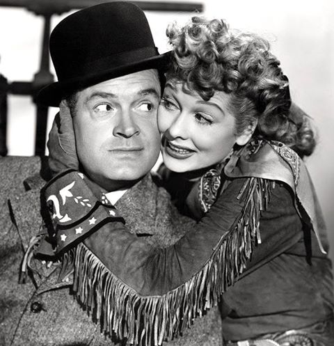 Bob Hope & Lucille Ball