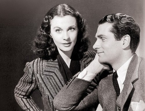 ivien Leigh and Laurence Olivier