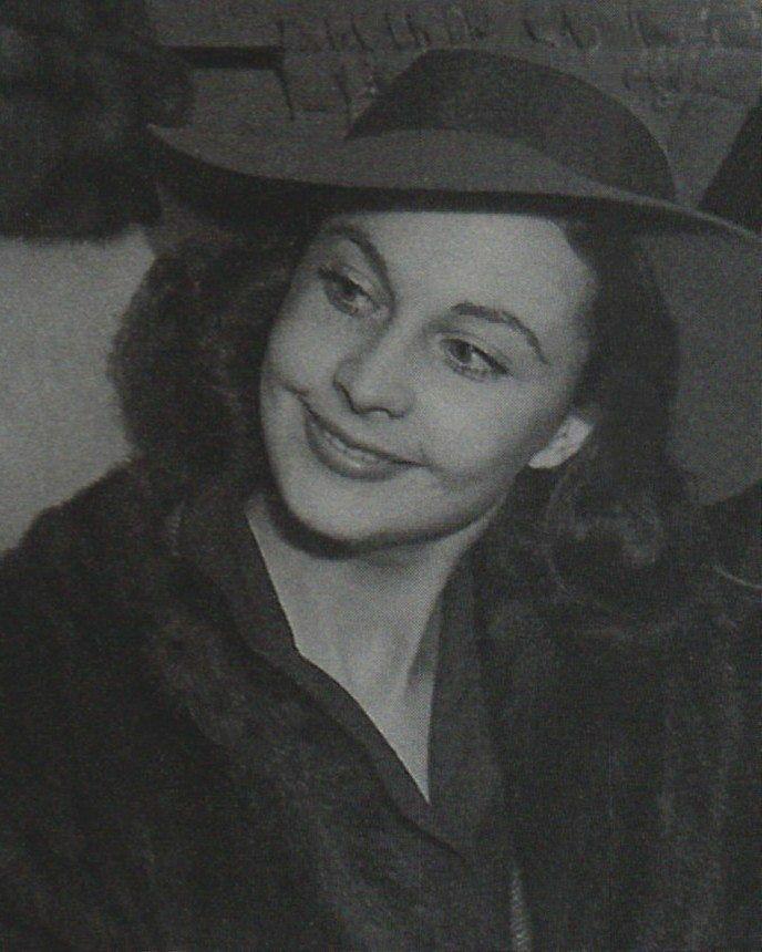 Lovely Vivien Leigh -1939