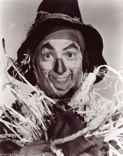 Ray Bolger in The Wizard of Oz