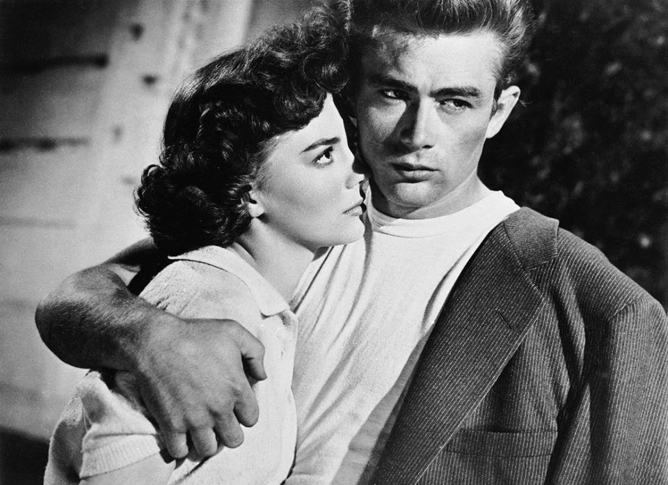 James Dean e Natalie Wood