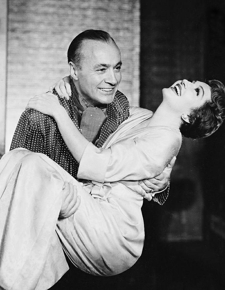 Charles Boyer & Claudette Colbert
