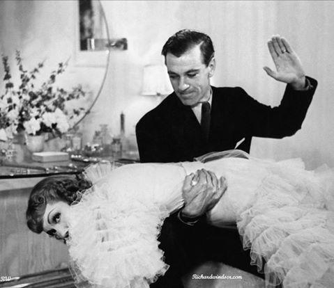 Gary Cooper & Claudette Colbert