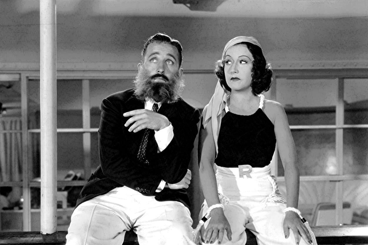BingCrosby and Ethel Merman