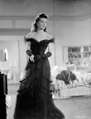 Katharine Hepburn - A woman of the Year(1942)