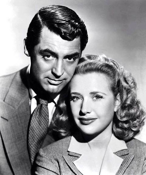 Cary Grant & Priscilla Lane