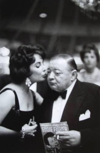 Elizabeth Taylor & Peter Lorre