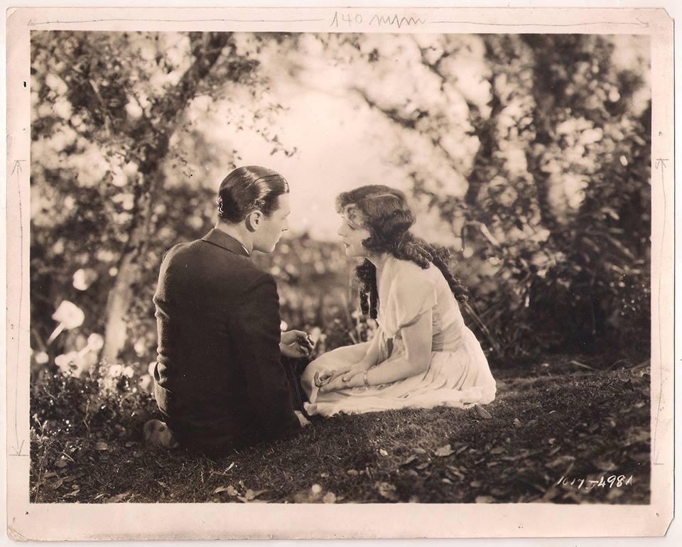 Richard Arlen and Jobyna Ralston