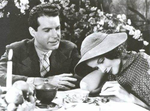 Fred MacMurray & Katharine Hepburn