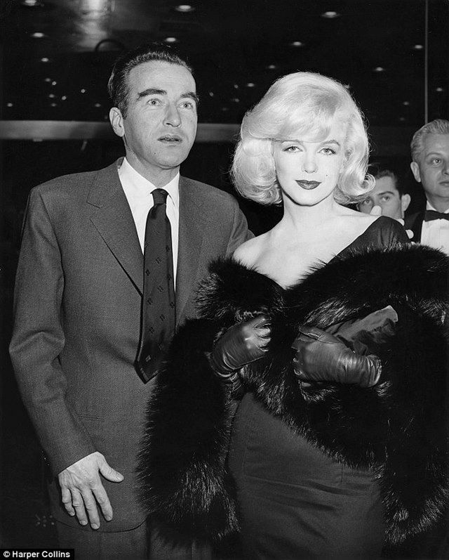 Montgomery Clift & Marilyn Monroe