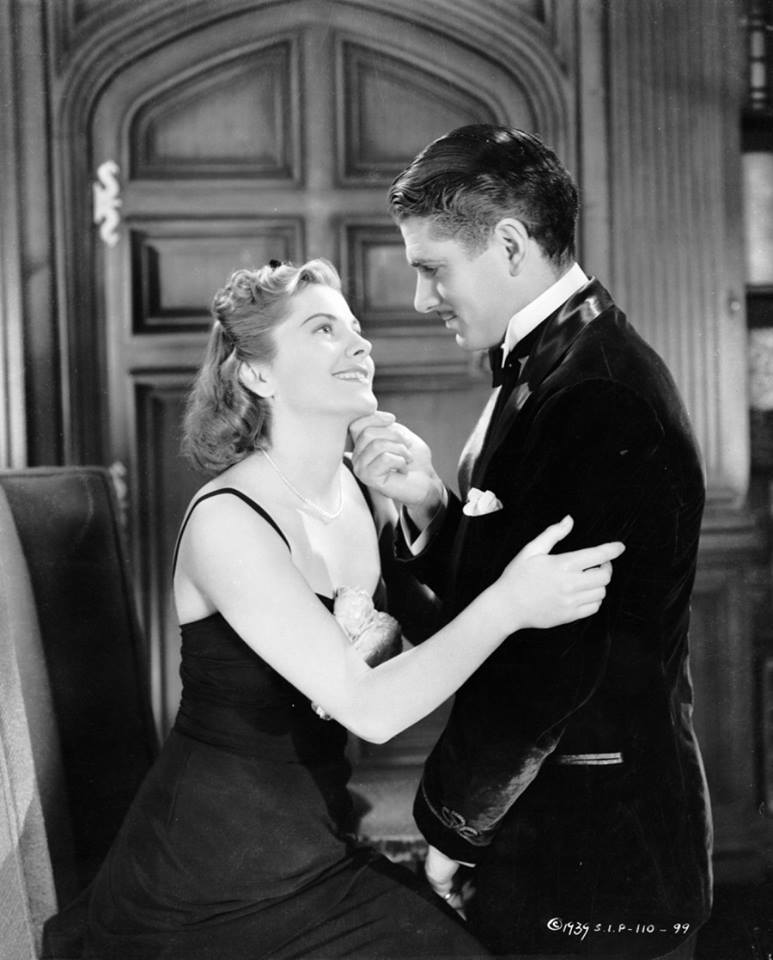 Joan Fontaine & Sir Laurence Olivier