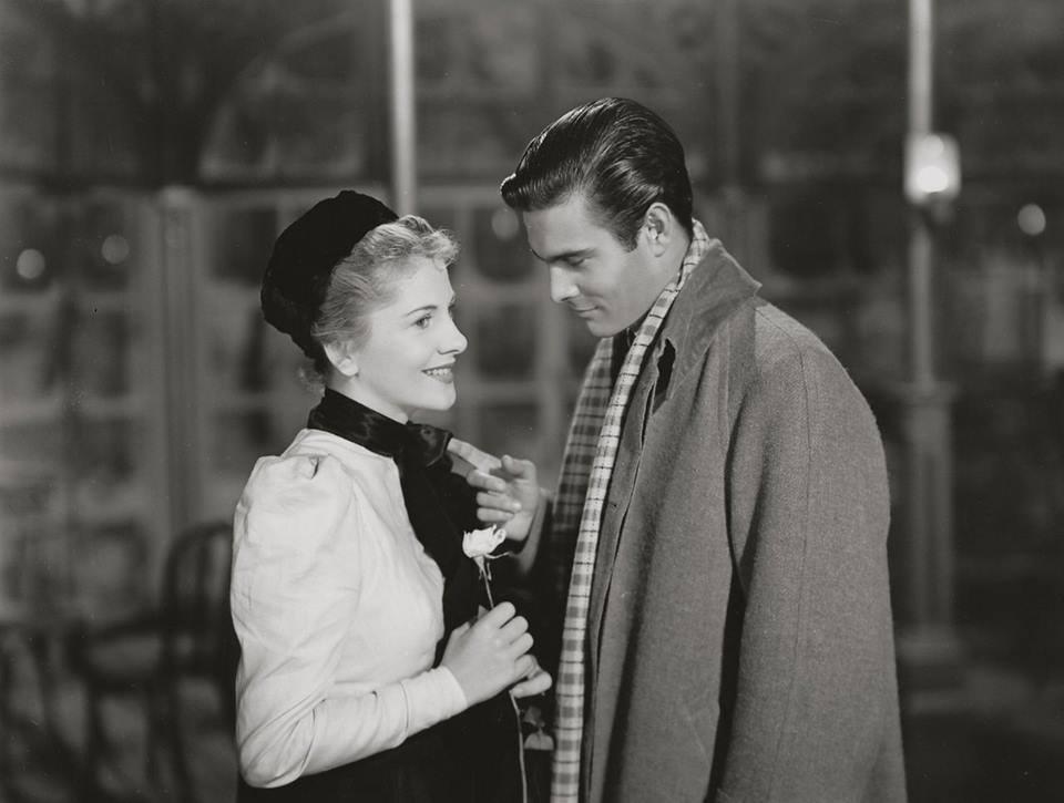 Joan Fontaine & Louis Jourdan