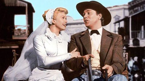Doris Day & Howard Keel