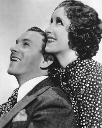 Grace Allen and George Burns