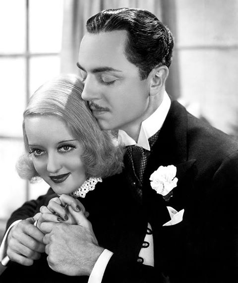 William Powell & Bette Davis