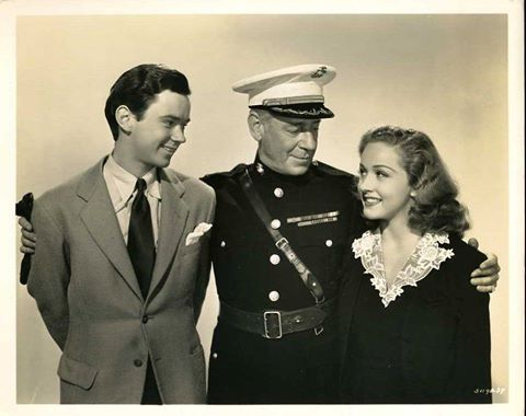 Ray McDonald and Bonita Granville in Down in San Diego