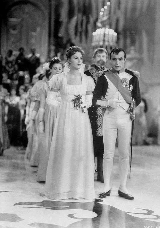 Greta Garbo & Charles Boyer