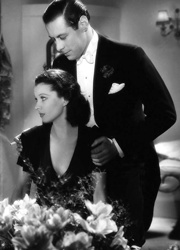 Rex Harrison & Vivien Leigh