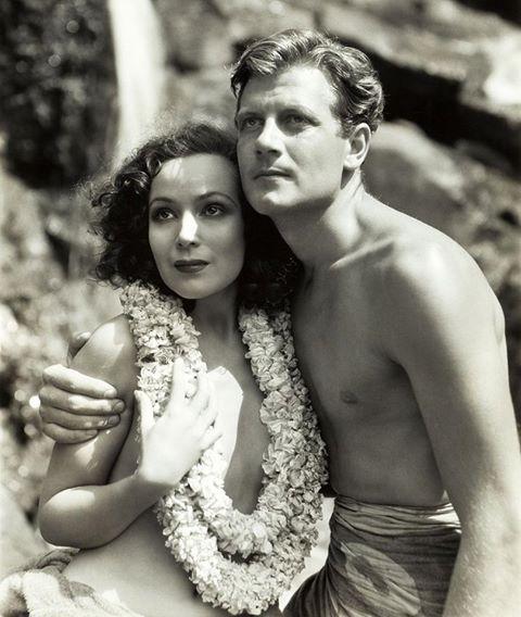 Joel McCrea & Dolores Del Rio
