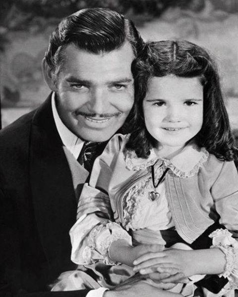 Clark Gable & Cammie King