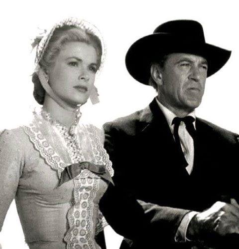 Grace Kelly & Gary Cooper