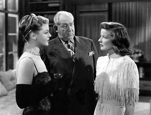 Angela Lansbury,Howard Smith & Katharine Hepburn