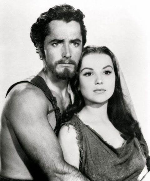 John Derek & Debra Paget