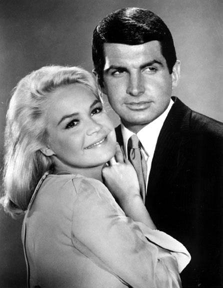 George Hamilton & Sandra Dee